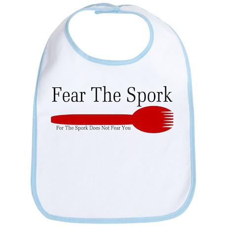 Fear The Spork Bib