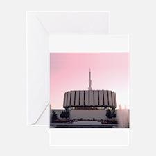 LDS Ogden Utah Temple Greeting Cards