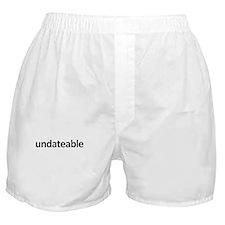 Undatable Boxer Shorts