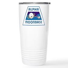 Unique Alpha Travel Mug