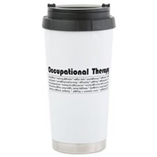 Unique Occupational therapy Travel Mug