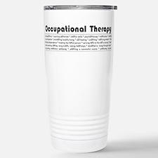 Occupational therapy Travel Mug