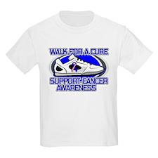 Male Breast Cancer Walk T-Shirt