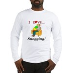 I Love Snogging Long Sleeve T-Shirt