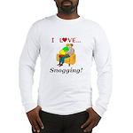 I Love Snogging Long Sleeve T-Shirt