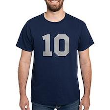 SILVER #10 T-Shirt