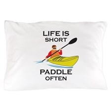 PADDLE OFTEN Pillow Case