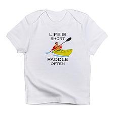 PADDLE OFTEN Infant T-Shirt