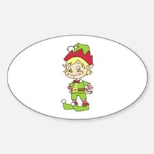 CUTE ELF Decal