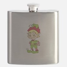 CUTE ELF Flask