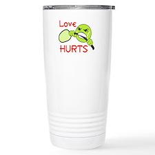 LOVE HURTS Travel Mug