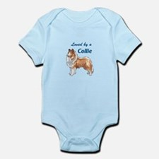 LOVED BY A COLLIE Body Suit