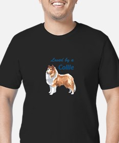 LOVED BY A COLLIE T-Shirt
