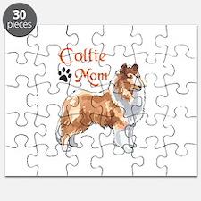 COLLIE MOM Puzzle
