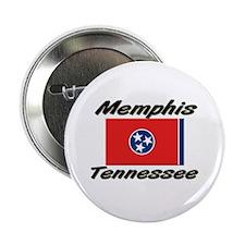 Memphis Tennessee Button