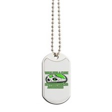 Lymphoma Walk Dog Tags