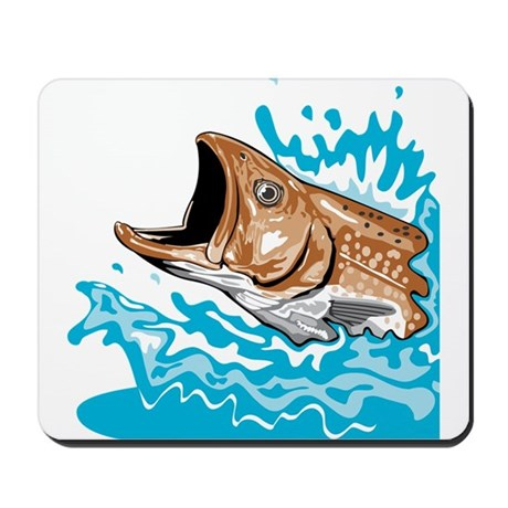 Fish Out Of Water Mousepad