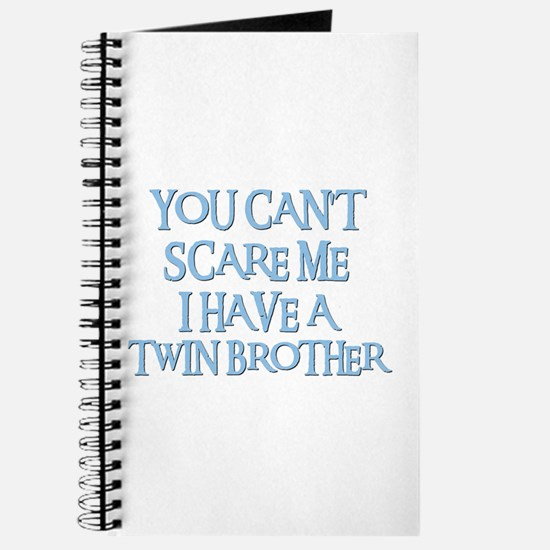TWIN BROTHER Journal