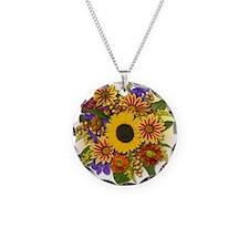 Autumn Bouquet Necklace