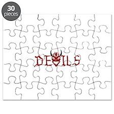 DEVILS MASCOT Puzzle
