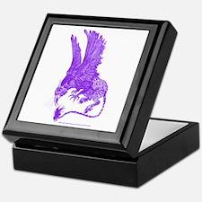 Hippogriff (Purple) Keepsake Box