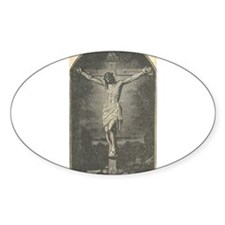 crucifixion Decal