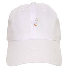CRESTED DUCK Baseball Baseball Cap