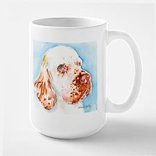 Clumber Spaniel Large Mug Mugs