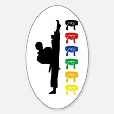 Martial Arts Kids Decal
