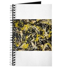 Famous Paintings: Action Jackson No. 7 Journal