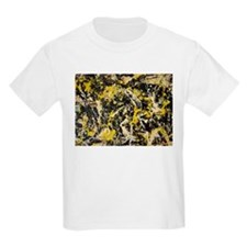 Famous Paintings: Action Jackson No. 7 T-Shirt