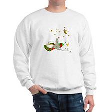 Clumber Spaniel Sweatshirt