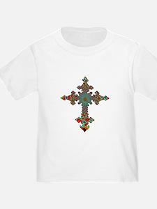 Jewel Cross T