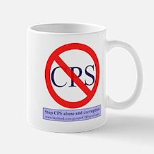 Stop CPS Abuse Mug