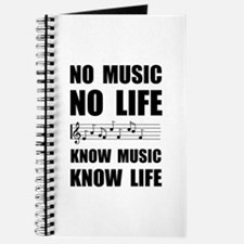 Know Music Know Life Journal
