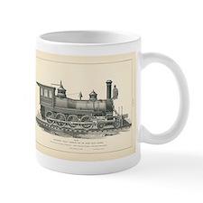 Twelve-wheel Freight Locomotive Lehigh Valley Rail