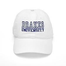 DRAKES University Baseball Cap