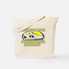 Ewings Sarcoma Walk Tote Bag