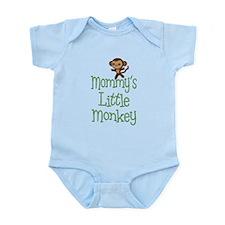 Mommy's Little Monkey Body Suit