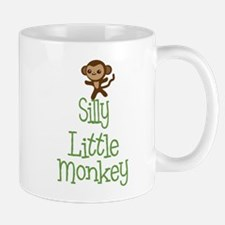 Silly Little Monkey Mugs