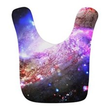 Colorful Cosmos Bib