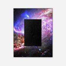 Colorful Cosmos Picture Frame