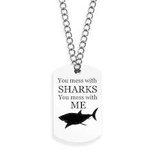 Shark.jpg Dog Tags