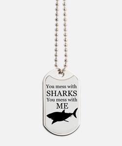 Shark.jpg Dog Tags