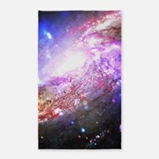 Colorful Cosmos Area Rug