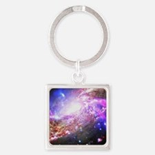 Colorful Cosmos Keychains