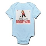 Daddys little hockey player Baby