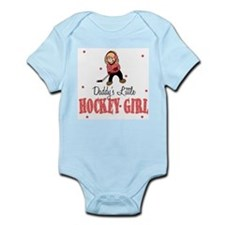Cute Daddy's little girl Infant Bodysuit