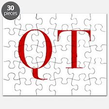 QT-bod red2 Puzzle