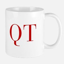 QT-bod red2 Mugs